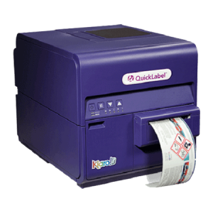 Kiaro D Colour Label Printer