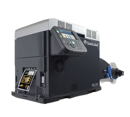 QL300 Colour Label Printer