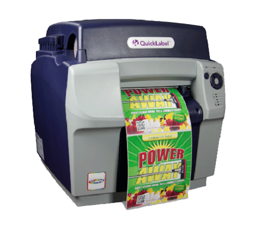 QL-800 Wide Format Colour Label Printer