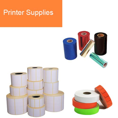 Printer Supplies Stock Colour